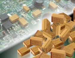 A világhírű gyártó tantál kondenzátorai már raktáron!