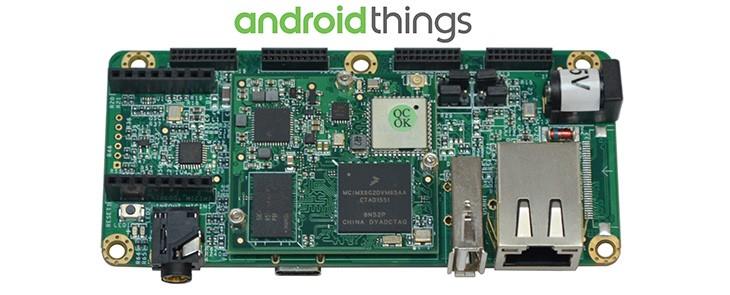 Fedezze fel az Android Things-et PICO-iMX6UL kittel